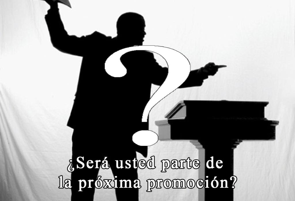 Preacher & Question mark